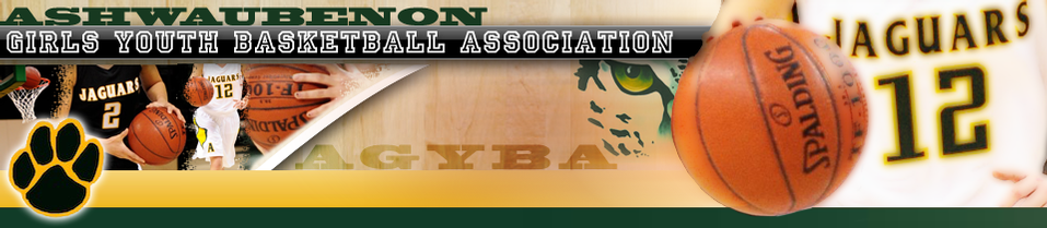 Ashwaubenon Girls Youth Basketball Association (AGYBA)